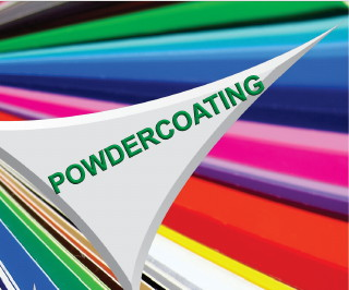 Powdercoating colours