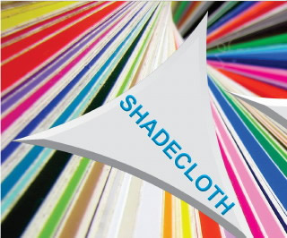 Shadecloth Colours